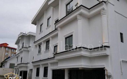 آپارتمان های سفید